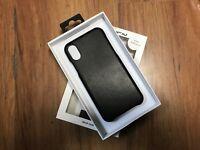New WRAP CASE Incipio Case Cover for Apple Iphone X XS - BLACK