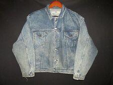 Aeropostale Vintage Blue Denim Jean Jacket  USA  Men's M  J42