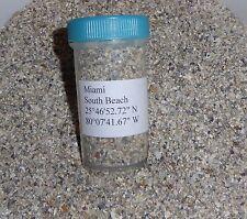 Weiß-Schwarzer Sand von Miami Beach (SoBe)
