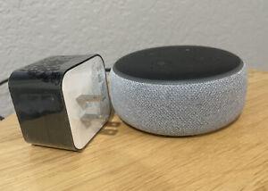 Amazon Echo Dot (3rd Generation) Smart Speaker - Heather Gray D9N29T