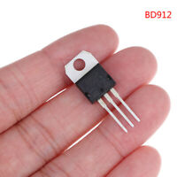 10pcs BD912 100V 15A TO-220 Darlington transistor International standard FE