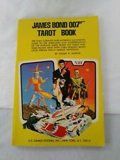 James Bond 007 Tarot Book 1973 By Stuart R. Kaplan