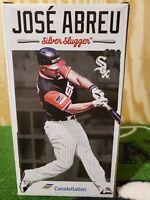 Chicago White Sox Jose Abreu Silver Slugger Bobblehead WITH BONUS. SEE BELOW