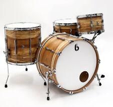 British Drum Co Wild Etimo Lounge Series Ltd Edition Drum Kit LON-CBS-CF