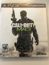 Call of Duty MW3 PS3 Complete