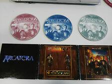 ARCATERA LA HERMANDAD OSCURA JUEGO PARA PC 3 X CD-ROM EN ESPAÑOL UBISOFT