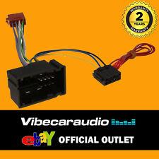 Jeep Grand Cherokee 2014> Car Stereo Radio Wiring Harness ISO Loom CT20JP06