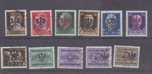 Slovenia 1944 Used collection