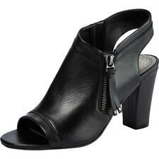 Lucca Lane para Mujer viola Gamuza Slingback zapatos puntera abierta shooties BHFO 4596