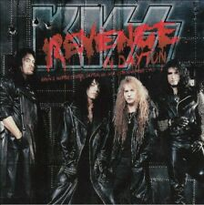 Kiss Revenge In Dayton Live 2 CD 1992 sealed