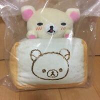 Rilakkuma Korilakkuma Bakery Fruit Sandwich Plush Doll Ichiban Kuji B Prize F/S