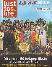 MAGAZINE LUST FOR LIFE 2015 nr. 50 - B.B. KING / NORMAAL /JOSS STONE /BILL WYMAN