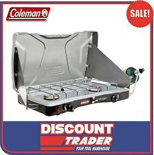 Coleman 1346896 TRITON™ 2 Burner LPG Gas Cooking Camping Stove 2000019519