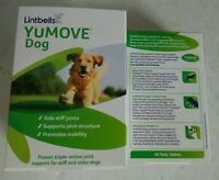 Lintbells YuMOVE Dog Joint Supplement for Stiff and Older Dogs 60 Tablets