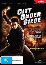 City Under Siege * NEW DVD * (Region 4 Australia)