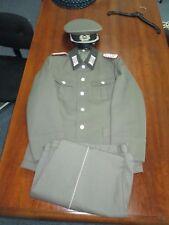 1970 TGL East German MfS Stasi Colonel Uniform DDR ARMY KGB Soviet NVA