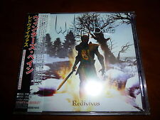 Winters Bane / Redivivus JAPAN+4 Iced Earth NEW!!!!!!!! *W