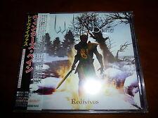 Winters Bane / Redivivus JAPAN+4 Iced Earth NEW!!!!!!!! *W