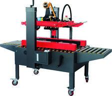 halbautomatische Kartonverschlussmaschine, ideal bei Serienkartons