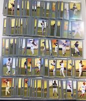 70 Card Lot 2020 Topps + Update Turkey Red Lot Macado Moncada & More Nice Lot
