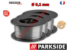 PARKSIDE® Fil fourré MIG MAG 3 bobines (Ø,1 mm)