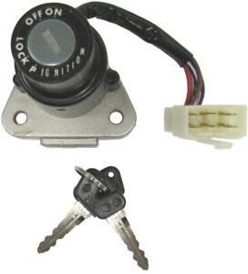 738366 Ignition Switch for Yamaha RD125/250/350LC 1980-1985 (6 wires) 594315H