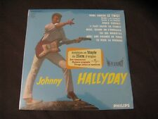 JOHNNY HALLYDAY - Viens Danser Le Twist  25Cm Neuf