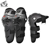 Adult Motorcycle Knee Pads Elbow Brace Moto Racing MTB BMX Protective Supports