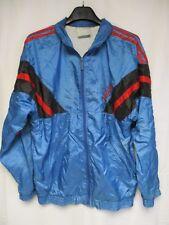 Veste ADIDAS nylon parachute 90's tracktop jacket jacke oldschool bleu 174 M D5