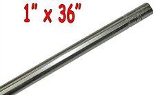 "1"" x 36"" Live Rear Steel Axle w/ 1/4"" Keyway Go Kart Drift Trike Parts NEW!"