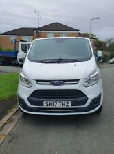 FORD TRANSIT CUSTOM CREW 310 LIMITED
