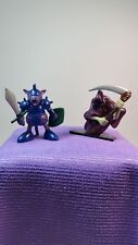 vintage 1996 yu-gi-oh 2'' figure lot in excellent condition