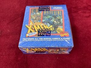 1993 Marvel X-Men Series 2 Trading Cards Factory SEALED  - 36 Packs! SkyBox