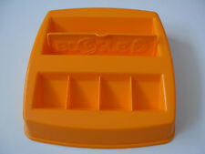 Boggle Jr Yellow Letter Tray / Holder - Hasbro 2005 Replacement Parts