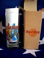 HRC hard rock cafe Gdansk Danzig shot glass City té New