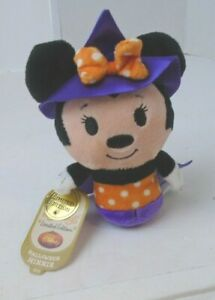 Hallmark  Itty Bittys  Disney HALLOWEEN MINNIE MOUSE witch   Limited New w/ Tag