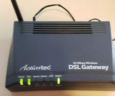 ACTIONTEC DSL MODEM WITH WIRELESS GATEWAY GT701-WG