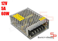Fuente de alimentacion DC 12V 5A 60W TIRA LED Proyectos DIY Power Supply