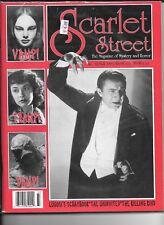 Scarlet Street magazine #12 1993 Lugosi Vampires, The Uninvited