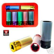 "Pro 1/2"" Dr Thin Wall Torque Socket Magnetic Metric Set"
