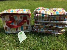 Foil Lined Lunch Bags Bundle Of 10 - Mixed