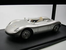 CULT Scale Models CML027-1,19 1958 Porsche 718 RSK Spyder Monoposto silver,1/18