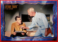 "STAR TREK TOS 50th Anniversary - ""THE CAGE"" - GOLD FOIL Chase Card #5"
