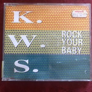 KWS K.W.S. - Rock Your Baby CD Single