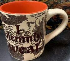 Harry Potter Mug Heat Cup I Solemnly Swear. Stock#1011