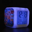 Glowing Alarma 7 LED cambio de color digital Termómetro Reloj G10 motiv