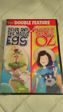 Peter and the Magic Egg / Dorothy in the Land of Oz (DVD, 2007) NEW & SEALED