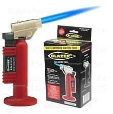 Blazer Micro portable Torch 2500ºF w/ Angled Head Air Flow Control Switch ES1000