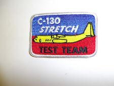 b4236 US Air Force C-130 Stretch Test Team Hercules R2A