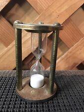 Vintage Hebrew Evangelization Society Hourglass